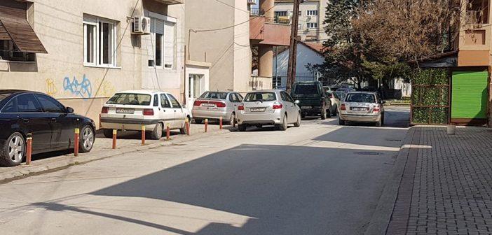 Само станарите ќе паркираат во строгиот центар на градот, другите во катните гаражи