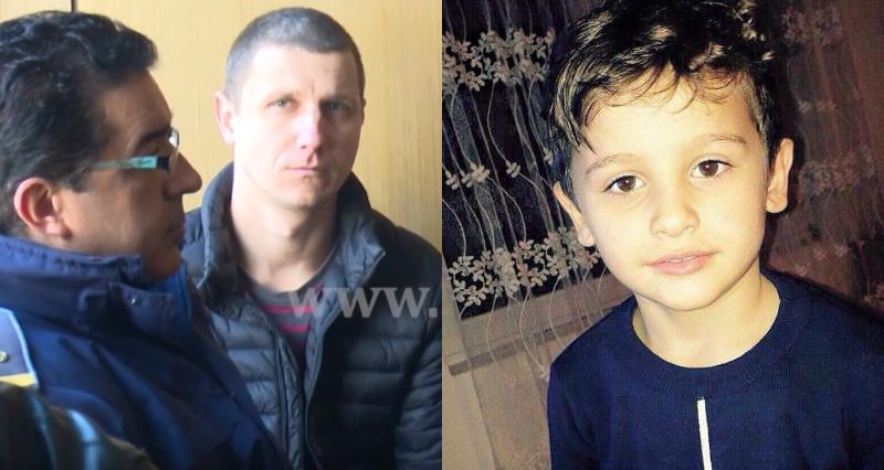 Бобан Илиќ, осудениот за смртта на малиот Алмир, од вечерва е во кумановскиот затвор