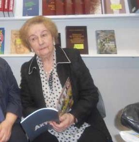 Почина писателката Тамара Арсовска