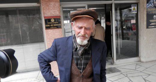 По шест години одлука на кумановското ОЈО за дедо Љубе