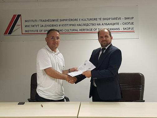 """ИДКНА потпиша меморандум за соработка со """"Вардар филм Македонија"""""""