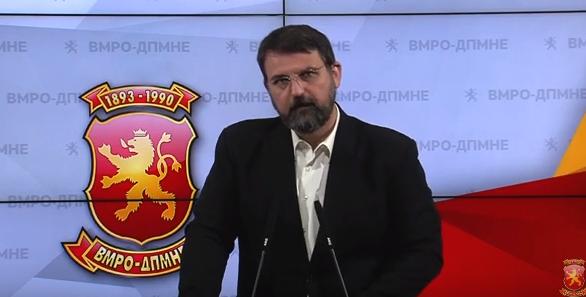 """""""Зоран Заев го згази правниот систем"""""""