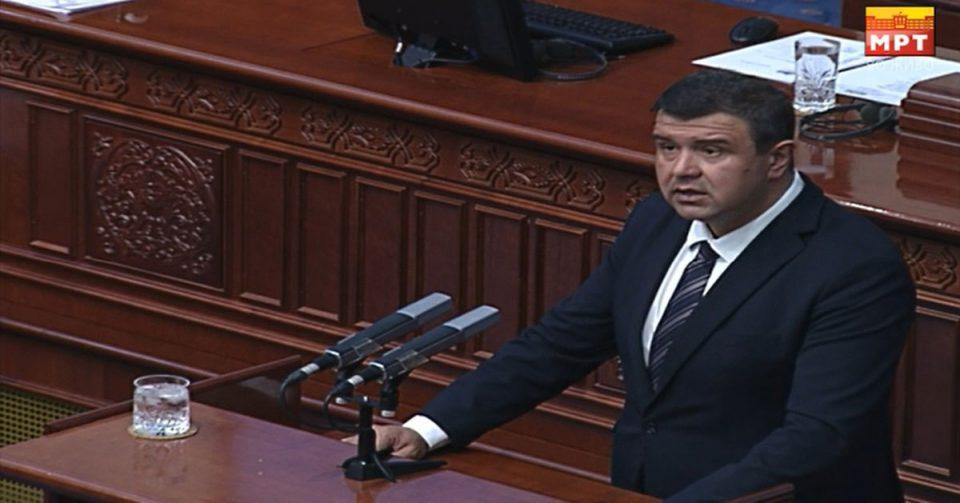 Мицевски: Барајте го дилерот на Богоевски, не таксистот