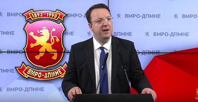 Николоски: Заев во понеделник да си поднесе оставка и да одиме на избори