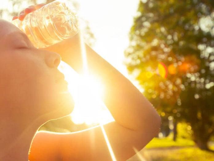 Сончево и многу топло со температура до 41 степен