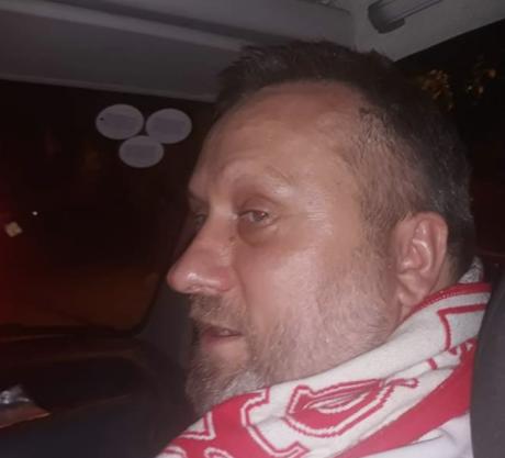 Изгубениот полски навивач се врати во хотелот