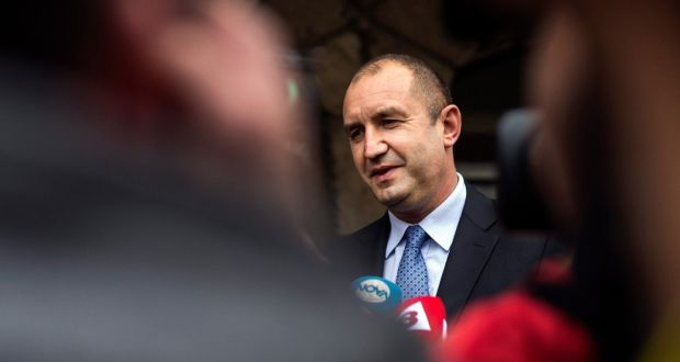 Радев: Бугарија треба да даде зелено светло за Македонија, откако ќе бидат признаени објективните историски факти