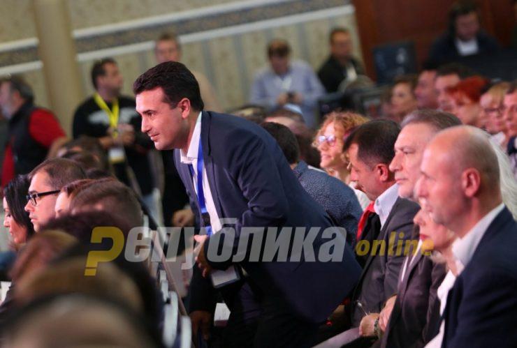 Кој европски државник го пречека Заев во својот главен град – никој!