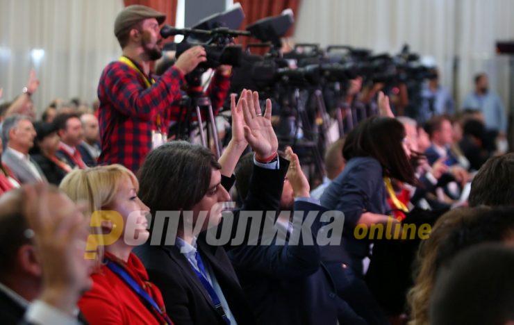Зеќири: СДСМ не бега од избори, затоа што кога и да излезе на избори, ќе победи