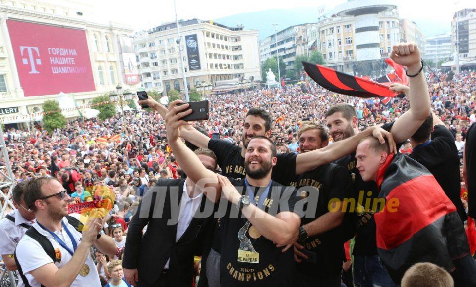Вардар против Веспрем и Кјелце ја почнува битката за одбрана на европскиот трофеј