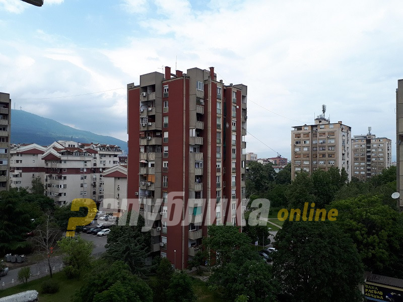 Аеродром ита кон 600 активни случаи со ковид-19, убедливо прв во скопските општини