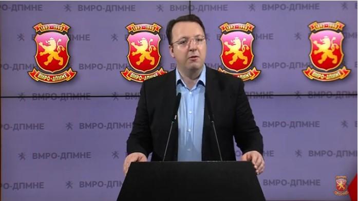 Николоски: Кому ќе му определат притвор – на шест недолжни жени и на Јанакиески, кој е во притвор?