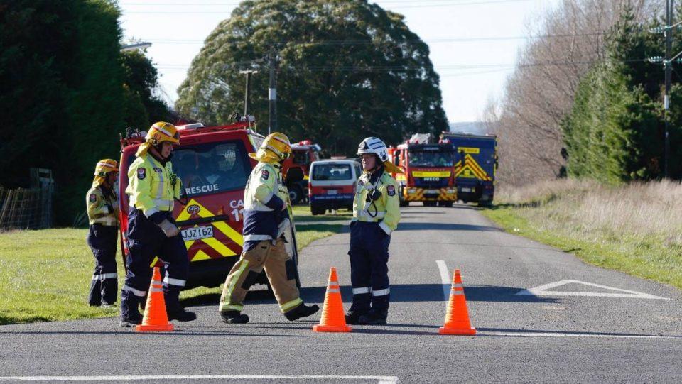 Се судрија два мали авиони во Нов Зеланд, загинаа двајцата пилоти