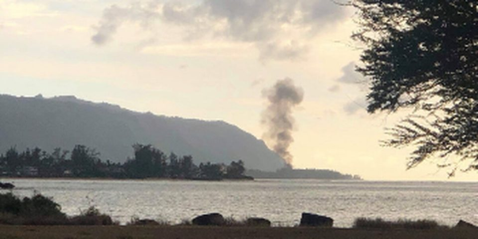 Авионска несреќа на Хаваи, загинаа сите патници и членови на екипажот