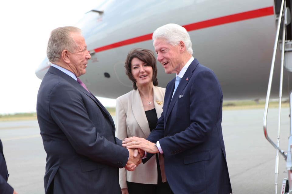 Добредојдовте во вашето семејство на Косово, господине претседателе