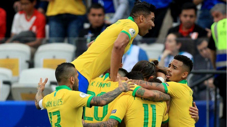 Бразил го победи Парагвај на пенали и обезбеди полу-финале во Копа Америка