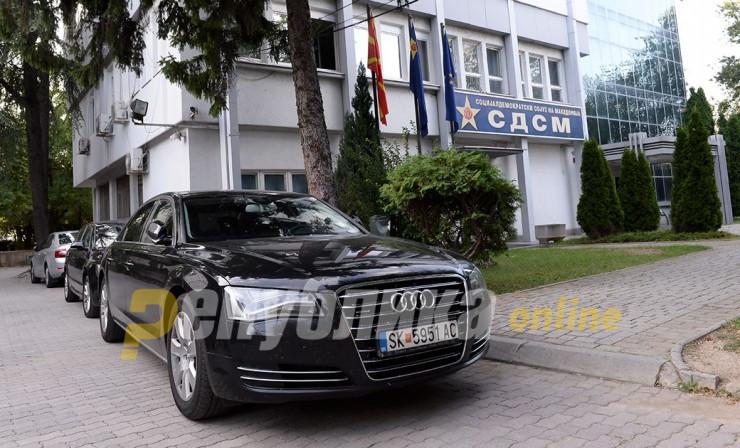 """Врие во СДСМ по """"бомбата"""" за Заев, на таен состанок се расправал врвот на партијата"""