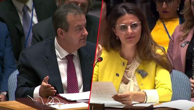 Ивица Дачиќ жестоко ја нападнал амбасадорката на Косово во ОН