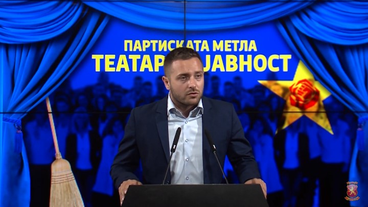 Арсовски: Заев ниту измети во партијата, ниту ќе мети во Владата