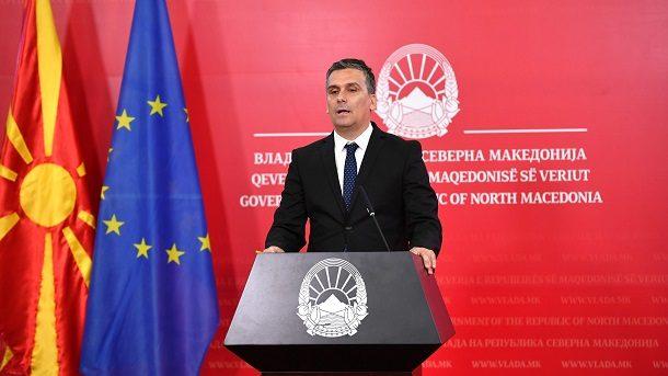 Хоџа: Владата се надева дека ќе имаме датум за отпочнување на преговори со ЕУ