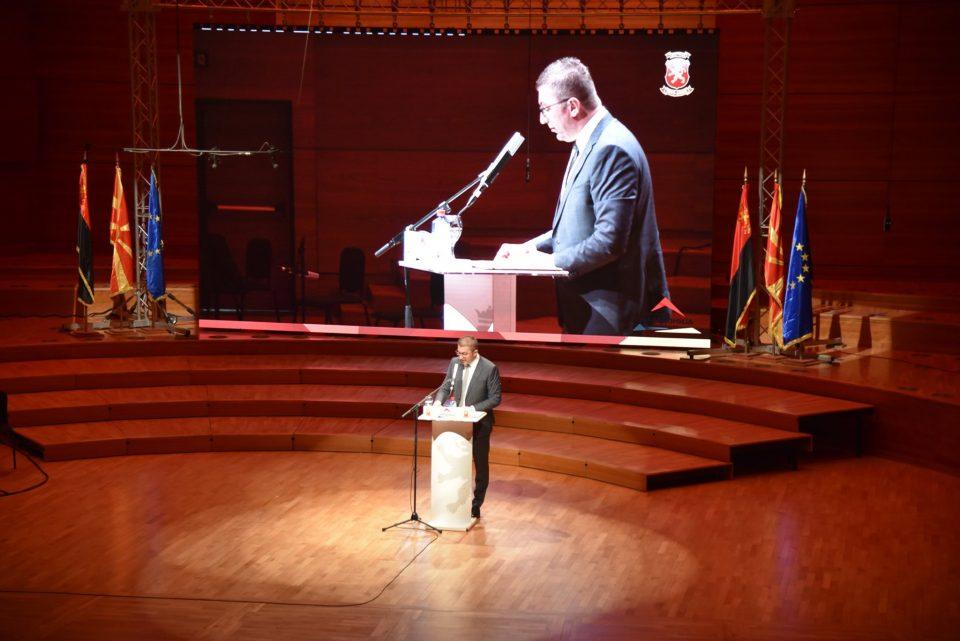 Македонија е нашата идеологија