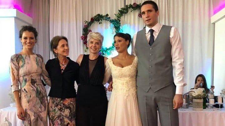 Во Белград се омажи Јана Стојановска