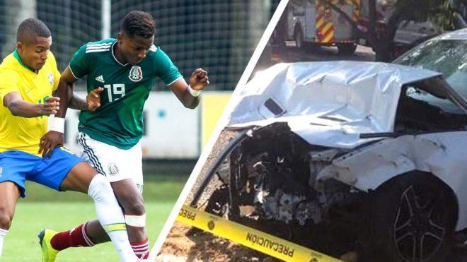 """Со својот """"Мустанг"""" го здробил """"Авеото"""": Фудбалер на Севилја предизвикал сообраќајка, усмртил брачен пар"""