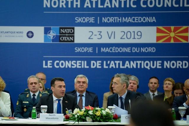 Македонија ќе го брани НАТО од ИСИС