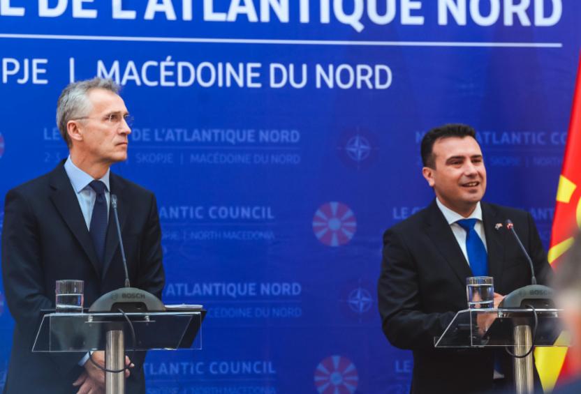 Столтенберг: Подготвени сме да ве пречекаме во семејството на НАТО