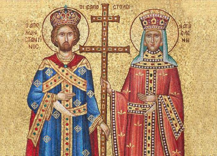 Еден од најзначајните христијански празници – денеска е Свети Константин и Елена