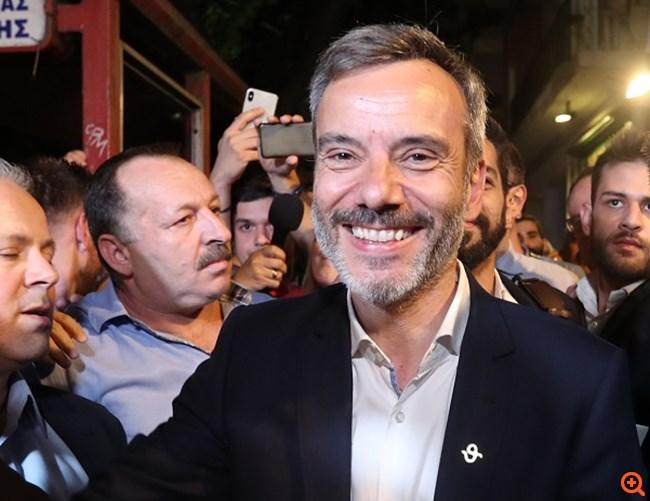 Кој е новиот градоначалник на Солун