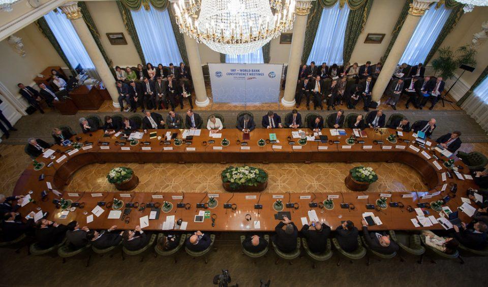 Состанок на Конституенцата на ММФ и Светска банка во Скопје