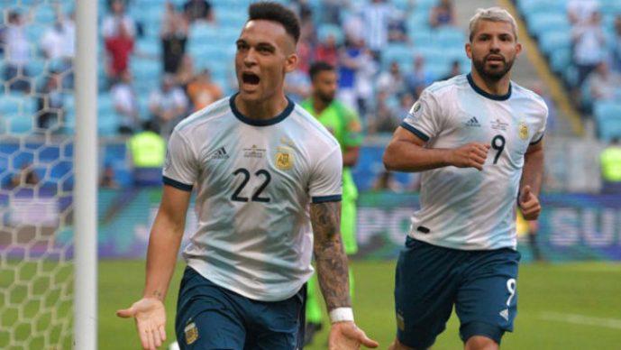 Со победата над Катар, Аргентина обезбеди четвртфинале на Копа Америка