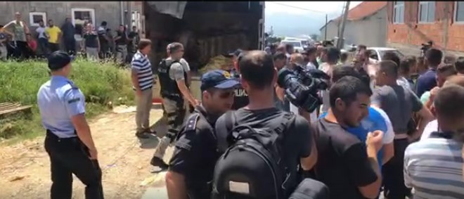 Спасовски: Цел на акцијата во Љуботен беа конкретни лица