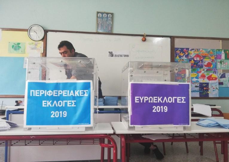 Втор круг од локалните избори во Грција