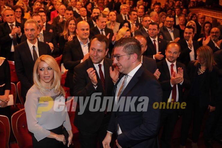 Мицкоски: Имаме план и стратегија за брза интеграција на Македонија во европското семејство