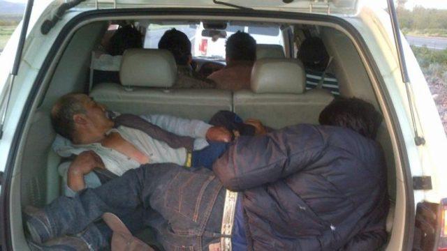 Пронајдени десет мигранти од Пакистан во возило на автопатот Гевгелија-Скопје