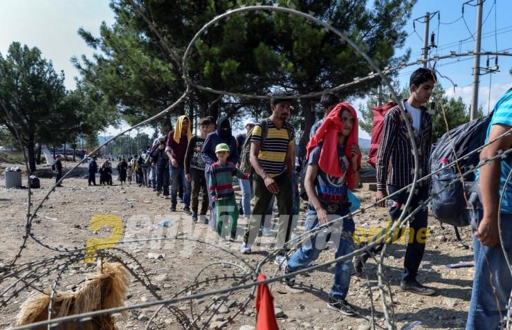 Судот во Стразбур отфрли тужба од малолетни мигранти против Македонија