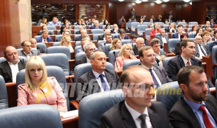 """Вељановски: Во """"План за живот"""" ветивте дека ќе има Влада со најмногу 20 министри и не го остваривте тоа ветување"""