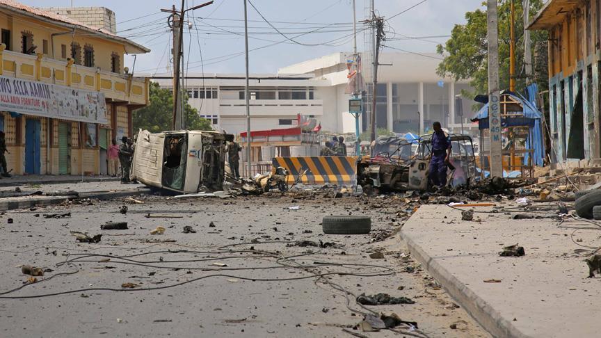 Најмалку 11 загинати во два бомбашки напади во Сомалија