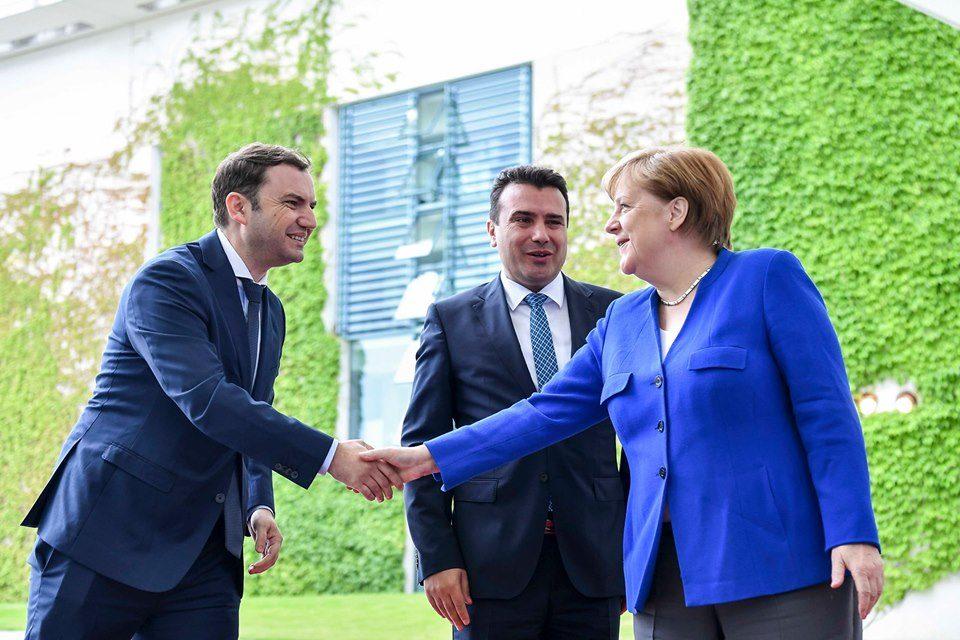 Канцеларијата на Меркел: Нема датум за преговори