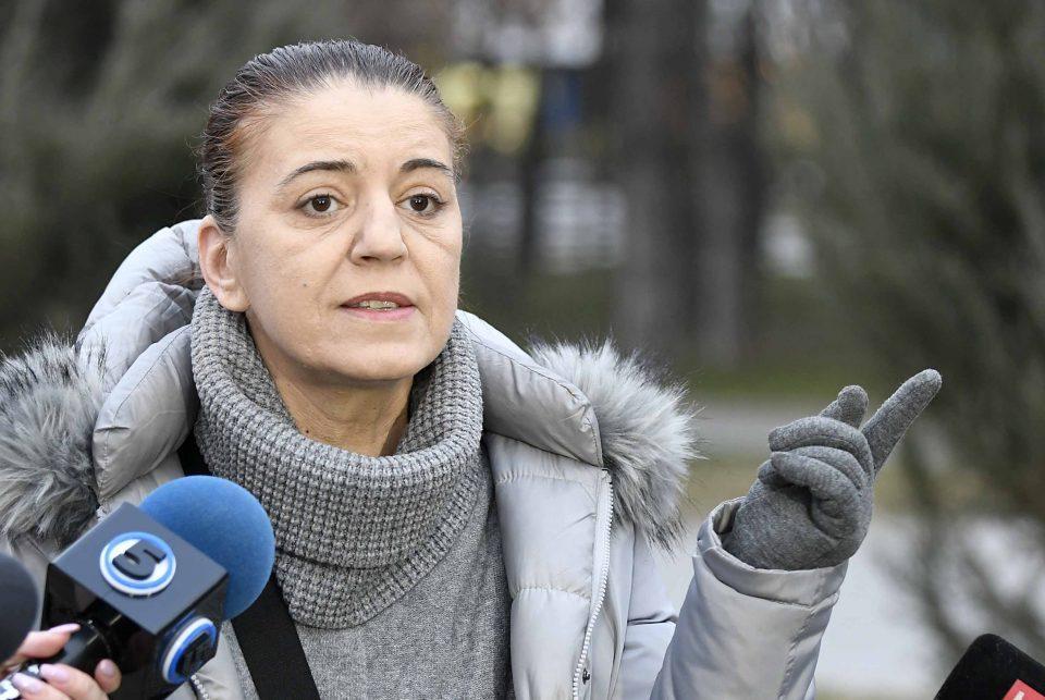 Мајката на Пино бесна: Дојдов со голема верба на суд, но сега веќе кревам раце