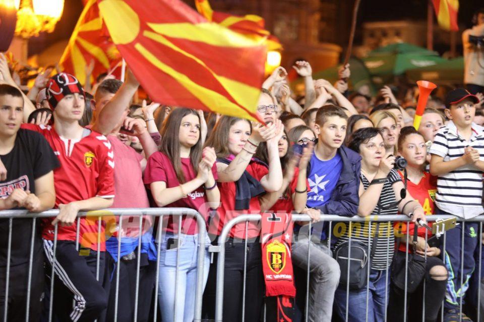 Вечерва навиваме! Македонија го игра првиот натпревар на СП 2021