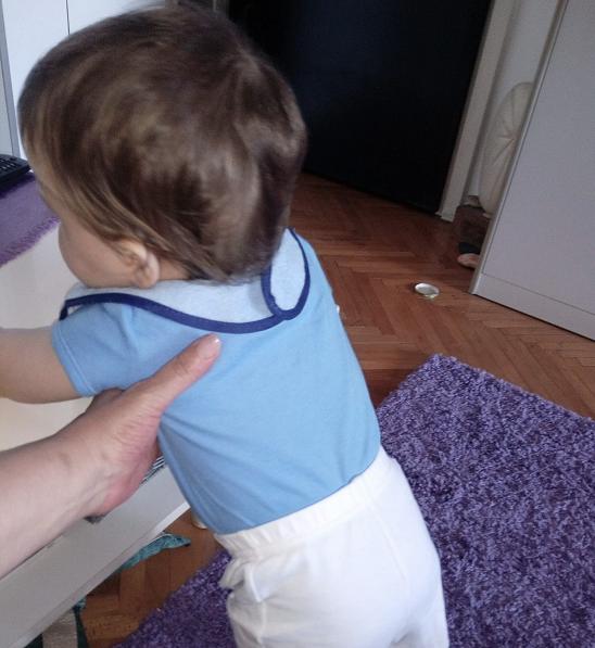 Ноа наполни 11 месеци: Росана објави фотографија од внукот