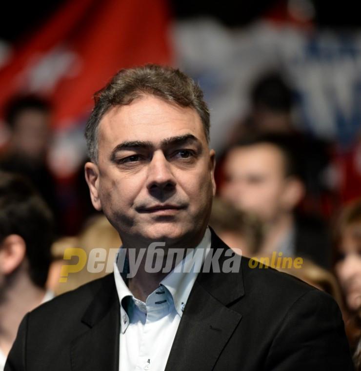 Горан Мисовски и Фадил Зендели предложени за потпретседатели на Собранието