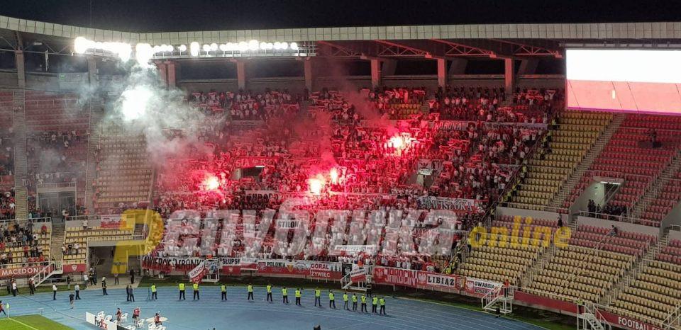0-1 за Полска на почетокот од вториот дел