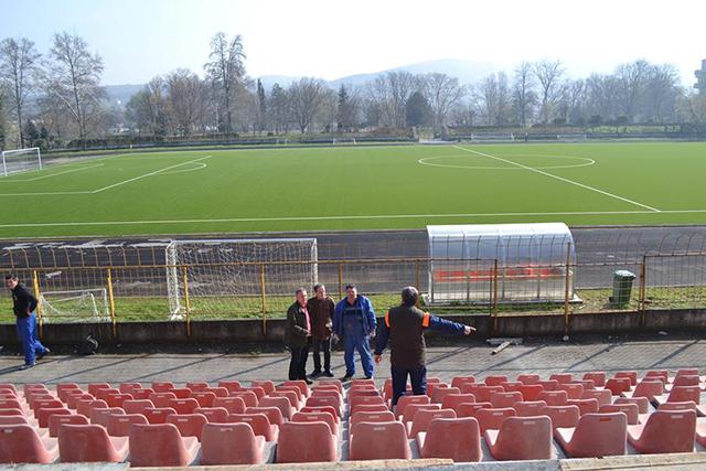 Стадионот во Велес доби ново име