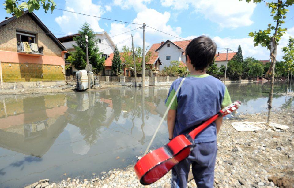 По обилните врнежи: Се пребројува материјалната штета