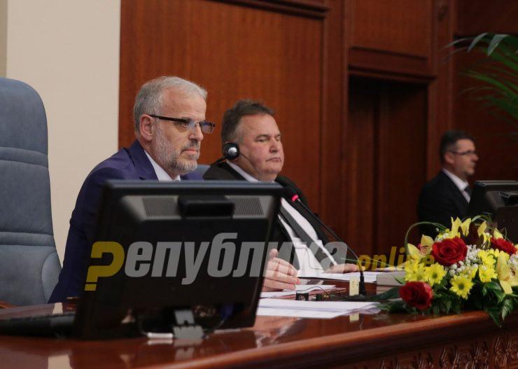 Џафери очекува на 3 јануари да има седница за избор на техничка влада