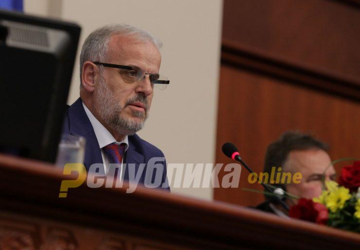 Џафери: Надлежните органи да го истражат случајот со Катица Јанева